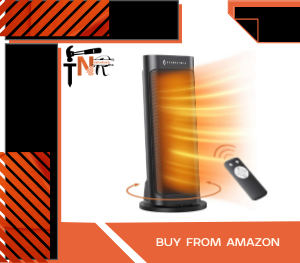 most efficient electric space heater for fast heating